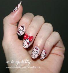 Gahhh Hello Kitty! <3