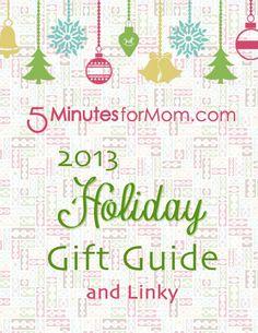 2013 Gift Guide