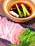 簡単で美味しい!オイルしゃぶしゃぶ by akeriki☆ 【クックパッド】 簡単おいしいみんなのレシピが287万品
