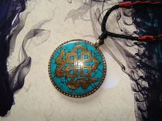 Tibet  Turquoise Stretchable Necklace