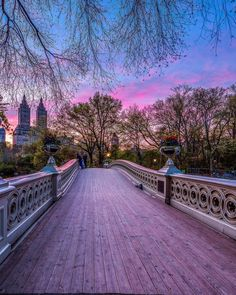 Bow Bridge Central Park by @killiannmoore by newyorkcityfeelings.com - The Best Photos and Videos of New York City including the Statue of Liberty Brooklyn Bridge Central Park Empire State Building Chrysler Building and other popular New York places and attractions.