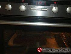 Σπιτικές μπάρες δημητριακών (granola) συνταγή από marilouthegreat - Cookpad Granola, Wall Oven, Kitchen Appliances, Vegan, Diy Kitchen Appliances, Home Appliances, Kitchen Gadgets, Vegans, Muesli