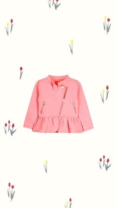 Today's forecast: Bright styles and Big smiles! . . . #kidsfashion #kidswear #hotstyles Baby Clothes Online, Online Clothing Stores, Baby Clothes Shops, Online Shopping Clothes, Kids Wear Online, Cherry Crumble, Girls Coats & Jackets, Kids Tops, Kids Outfits