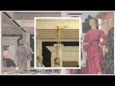 La flagellazione di Piero della Francesca - tratto da Il libro di arte e immagine - YouTube