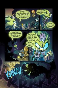 GOTF issue 15 page 32 by EvanStanley.deviantart.com on @DeviantArt