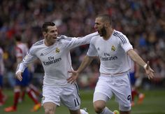 Bale y Benzemá
