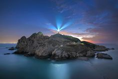 A Lonely Lighthouse - Photo by: Jimmy McIntyre