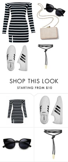 """""""Untitled #22"""" by melani-mazic ❤ liked on Polyvore featuring adidas and Kayu"""