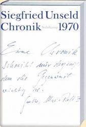 Chronik, Band 1: 1970