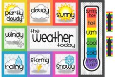 weather chart - downloadable copy
