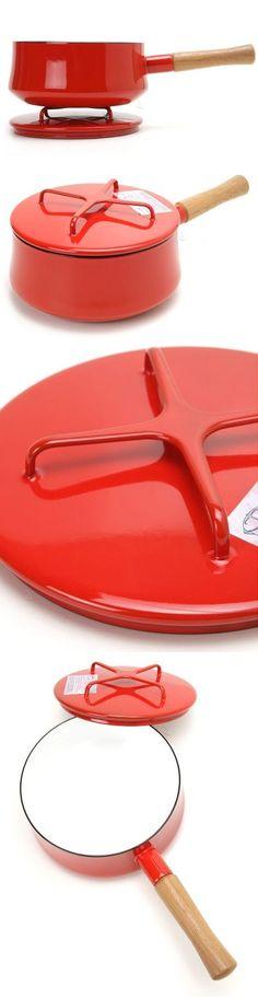 Dansk Kobenstyle saucepan pot // So clever how the lid becomes a trivet! #product_design - Interior Dreaming