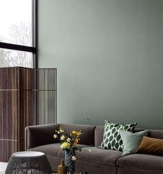 Lady 6352 Evening green 5105-B81G Girls Bedroom, Curtains, Living Room, Lady, Green, Decorating, Home Decor, Scandinavian, Style
