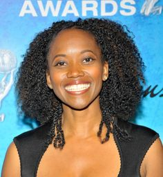 Erika Alexander, it's maxine from Living Single!...I swear, she has not aged at all!