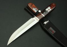 OTO Bowie Razor Sharp outdoors hunting camping knife