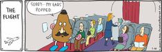 Tuesday's Top Ten: Airplane Comics! : Blog | Comics Kingdom