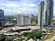 Greenbelt, Makati City. Makati City, Willis Tower, San Francisco Skyline, Skyscraper, Building, Travel, Skyscrapers, Viajes, Buildings