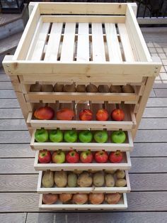 Ana White   Build a Food Storage Shelf   Free and Easy DIY Project and Furniture Plans