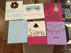 made these for my sigma fam