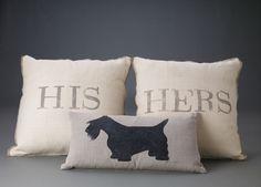 Scottie Decorative Pillow