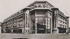 Art Deco in Lyon, France