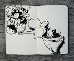 365 Days Of Doodles Gabriel Picolo (34)