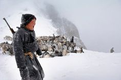 The Dukha people also hunt rabbits with the assistance of their highly-trained wolves and golden eagles, which they can trade for about $2 (USD). Wild elk and boar are also hunted by the Dukha.  There are only about 44 remaining Dukha families left, amounting to roughly 200-400 people. Even the reindeer have diminished in population, with only about 600 currently living.