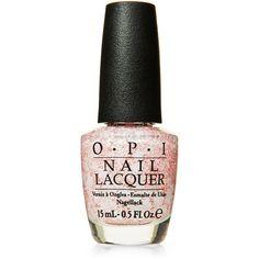 Opi Petal Soft Nail Lacquer ($6.99) ❤ liked on Polyvore featuring beauty products, nail care, nail polish, beauty, nails, cosmetics, makeup, white, opi nail lacquer and opi nail care