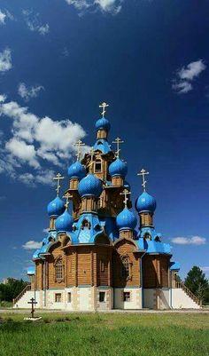 ОТПРАВЛЯЕМСЯ В ПУТЕШЕСТВИЕ:  Монастыри и храмы России