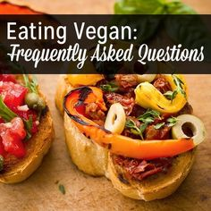 Whether you are looking to completely give up animal products or just want to try eating vegan some of the time, we want to support you! Below, you'll find articles answering some common questions about vegan cooking and nutrition. If you don't see your question answered below, please get in touch with us! We are happy to investigate for you!
