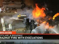 BDTN Breaking Down The News : BREAKING NEWS: Explosions have been reported in Phoenix