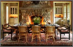 Fireplace - LOVE!