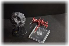 Tycho Celchu (Alderaan Guard) - repainted X-Wing
