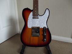Fender Squier Standard Telecaster Electric Guitar