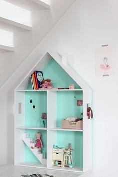 domek dla lalek od WOODszczęścia