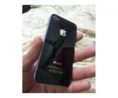 Apple iPhone black color 16GB Memory Single Hand Used for Sale In Gujranwala