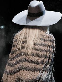 fashionalysed:  Saint Laurent Spring '13  Haute Couture blog :)