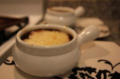 Gluten Free French Onion Soup