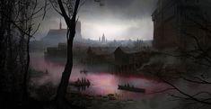 Bièvre River - Characters & Art - Assassin's Creed Unity