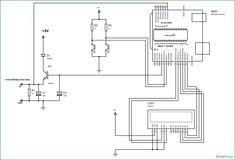 bluetooth controlled car circuit diagram