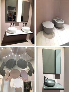 Milandesignweek2016 #Bathroom's trends | The Lightline