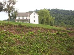 his house was scene of some heavy fighting October 1864 at the Battle of Saltville. Photo by Jeff Weaver, June October 2, Appalachian Mountains, The Mountains Are Calling, Good Ol, American Civil War, North Carolina, Virginia, Battle, Southern