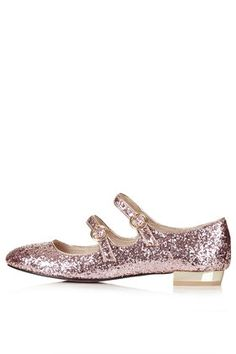 Glitzernde FIZZ Mary Janes