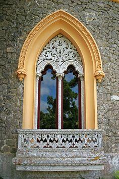 Monserrate palace, Sintra     Portugal