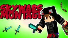 SKYWARS KILLING MONTAGE | Minecraft - Skywars