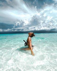 2 Days Left, Dream Vacations, Maldives, Bikinis, Swimwear, Ocean, Sky, Adventure, Outdoor Decor