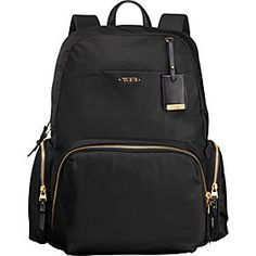 Tumi Tumi Calais Nylon 15 Inch Computer Commuter Backpack available at Tumi Backpack, Backpack Craft, Backpack Straps, Black Backpack, Leather Backpack, Travel Backpack, Backpack 2017, Backpack Handbags, Small Backpack