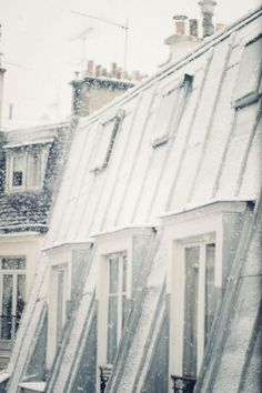 Parisian roof... Inspiration for your Paris vacation from Paris Deluxe Rentals