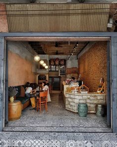 Home Decoration Ideas Images Small Restaurant Design, Deco Restaurant, Small Cafe Design, Cafe Shop Design, Restaurant Interior Design, Shop Interior Design, Café Design, Small Coffee Shop, Cafe Concept