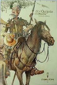 Resultado de imagen de don quijote y sacho panza