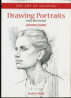 study drawing drawing portraits faces and figures by Erdwin via slideshare